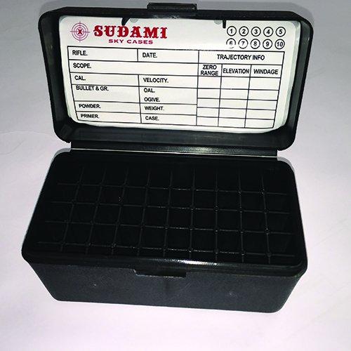 355 Black Ammo Box