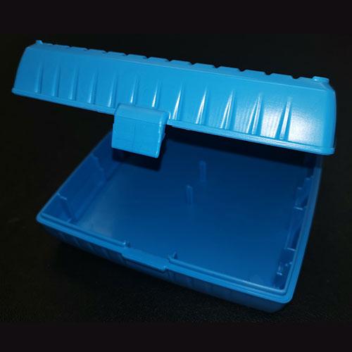 Hand Gun Case Blue