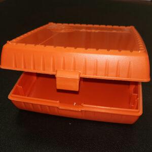 Hand Gun Cases Orange
